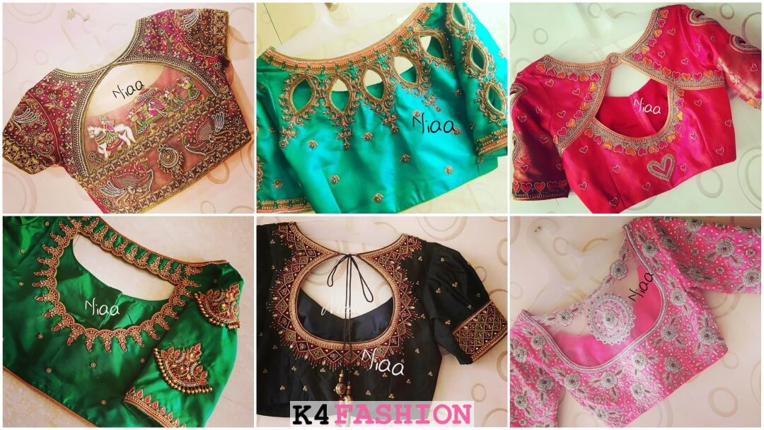 Blouse Designs Archives K4 Fashion