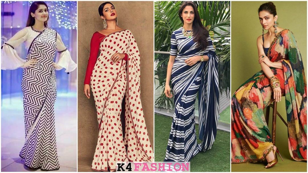 Timeless Sarees With Matching Blouse Designs