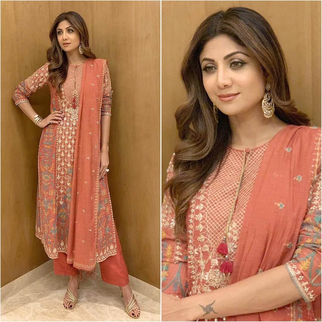 Ordinary cut modern suit Ethnic wear for Rakshabandhan