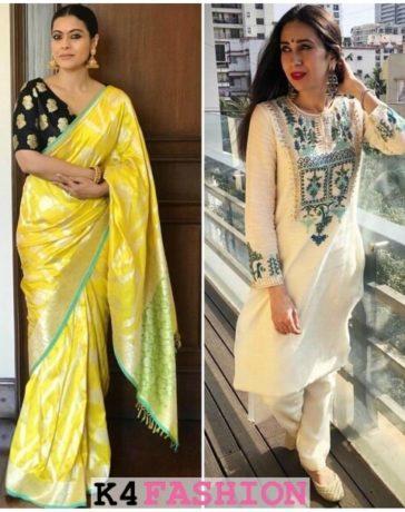 Traditional Dresses Ethnic Outfit Ideas For Raksha Bandhan