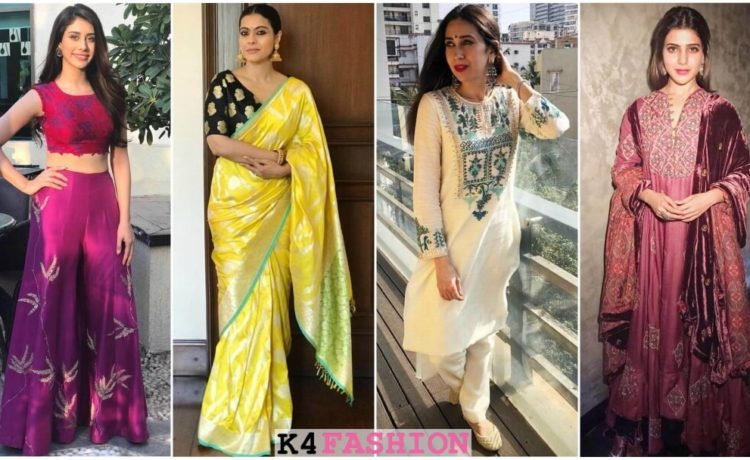 Traditional Dresses Ethnic Outfit Ideas For Raksha Bandhan