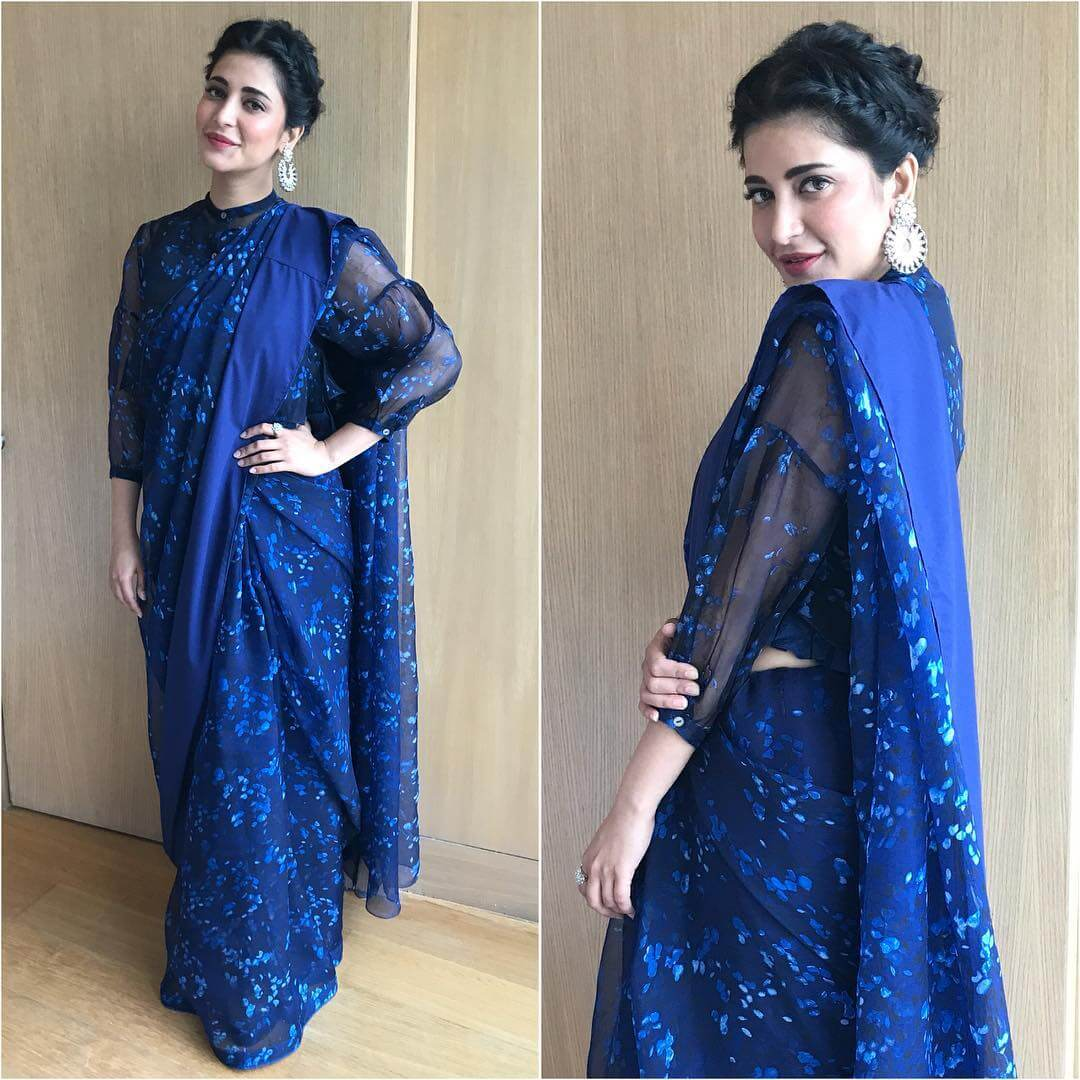 Shruti Haasan Nets are a party time favourite of every fashion loving woman