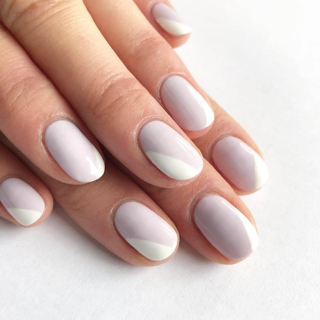 Smoothy Wedding Nail Art Designs