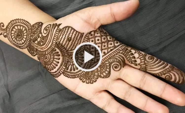 Here you will find Stylish Arabic henna mehndi designs. Floral, flower, Arabic bale, glossy arabic, kuber and sunflower arabic are famous mehndi designs and suit with gown, lehenga and sarees in engagement, haldi, wedding and other functions. You can choose the Arabic henna designs according to their outfits.