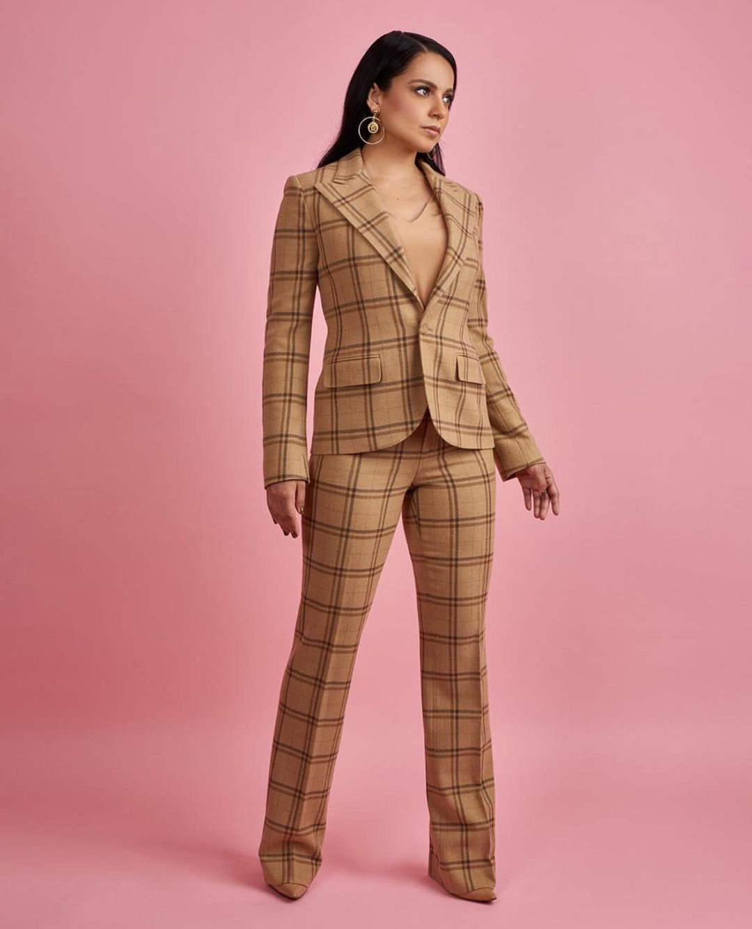 Kangana Ranaut The ultimate suit Chick Outfits for Work