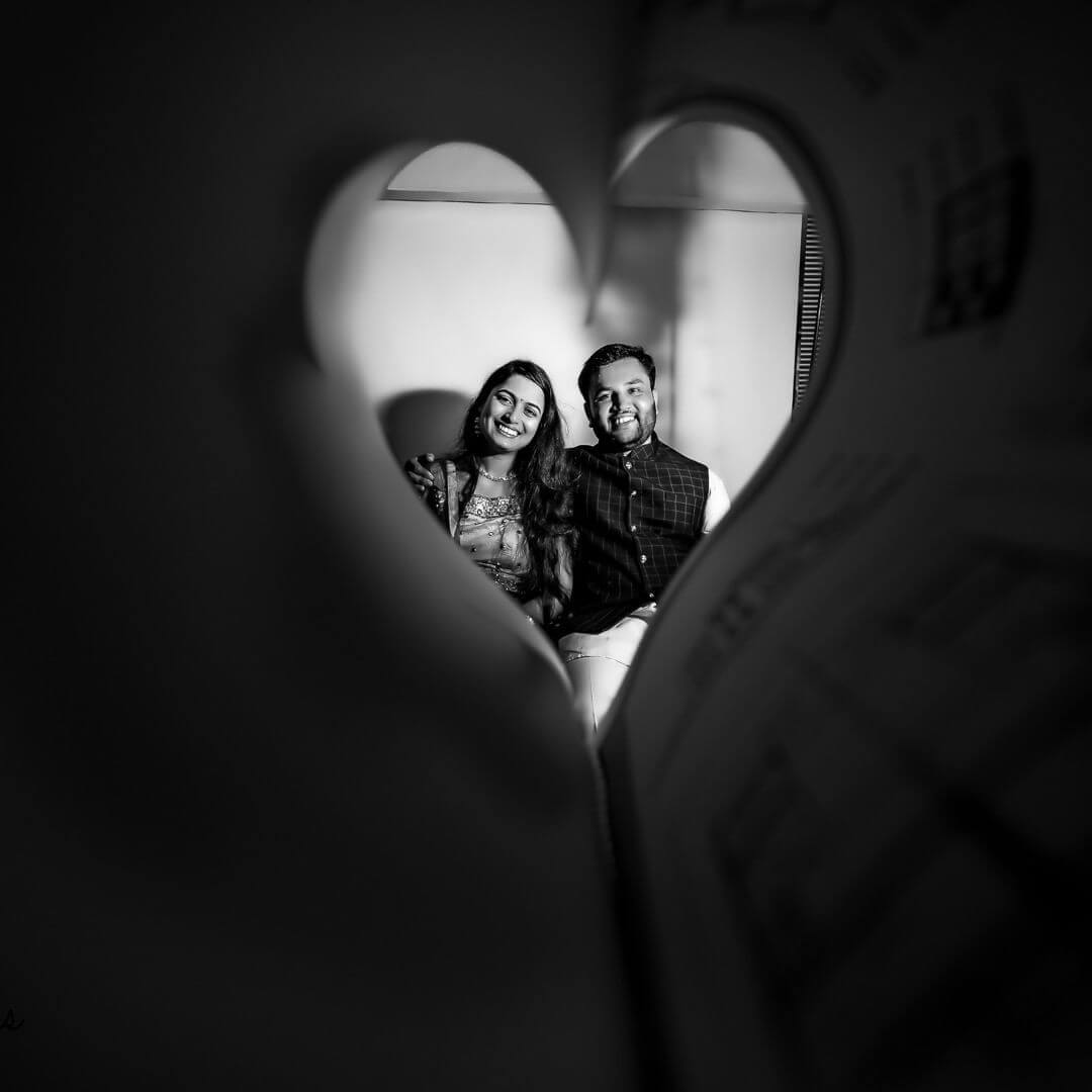 FROM PAPER TO REALITY pre-wedding Photoshoot Ideas