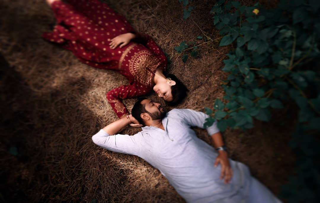 THE RULE OF LOVE: OPPOSITE ATTRACTS pre-wedding Photoshoot Ideas