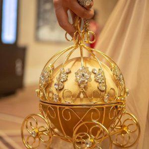 When your wedding is themed around Disney!