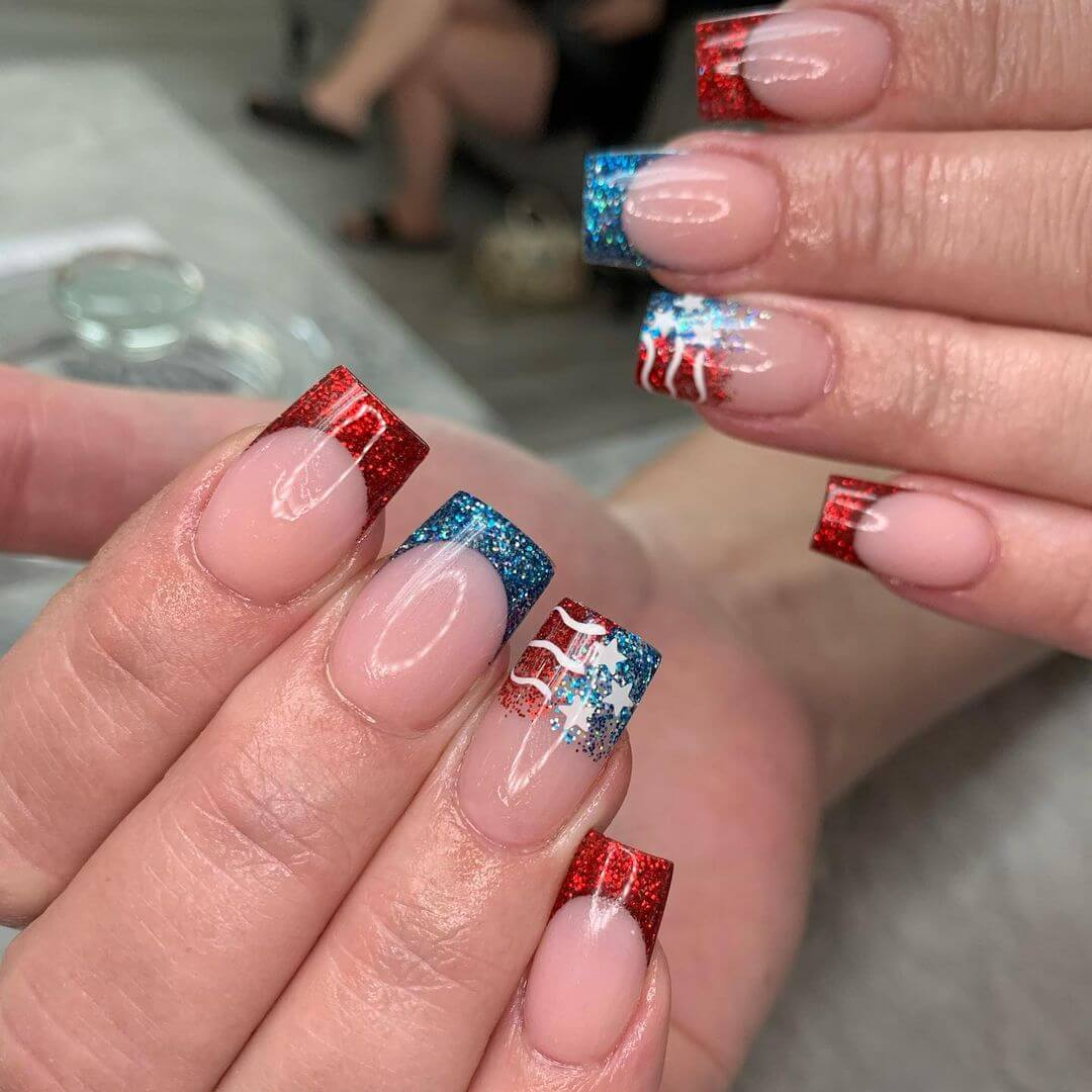 This Nail Art Will Surely Make You Awes Trucking