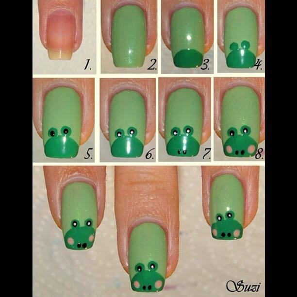 Frog Nails