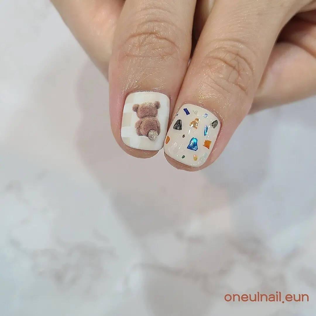 Gel Nail Art Care For Bears?