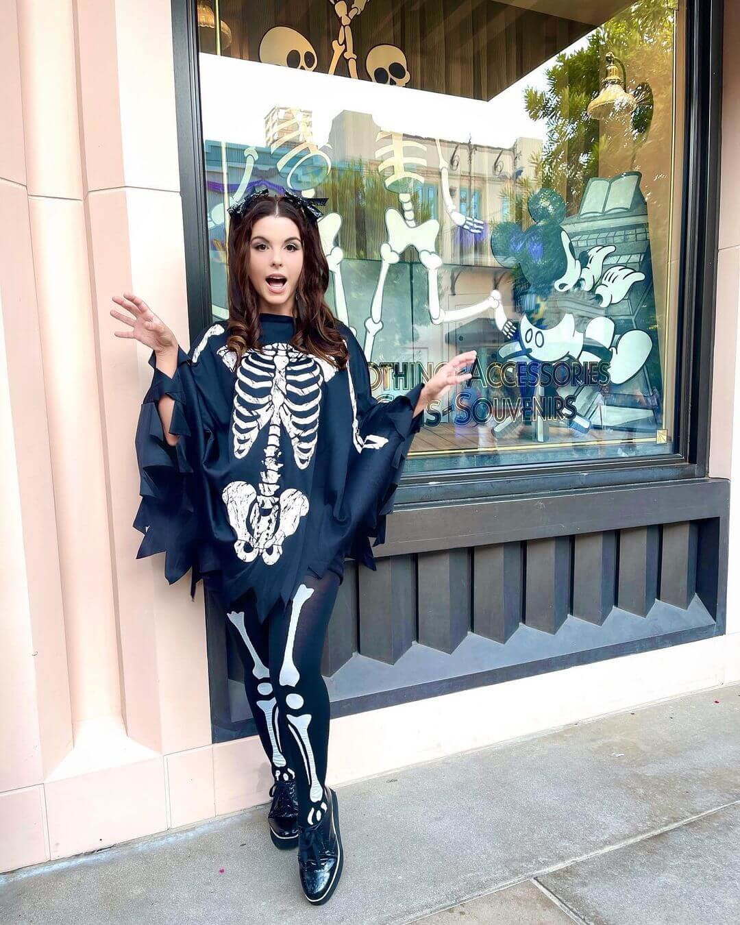 Halloween Costumes for Women Skeleton And Spooky Themed Halloween Costume