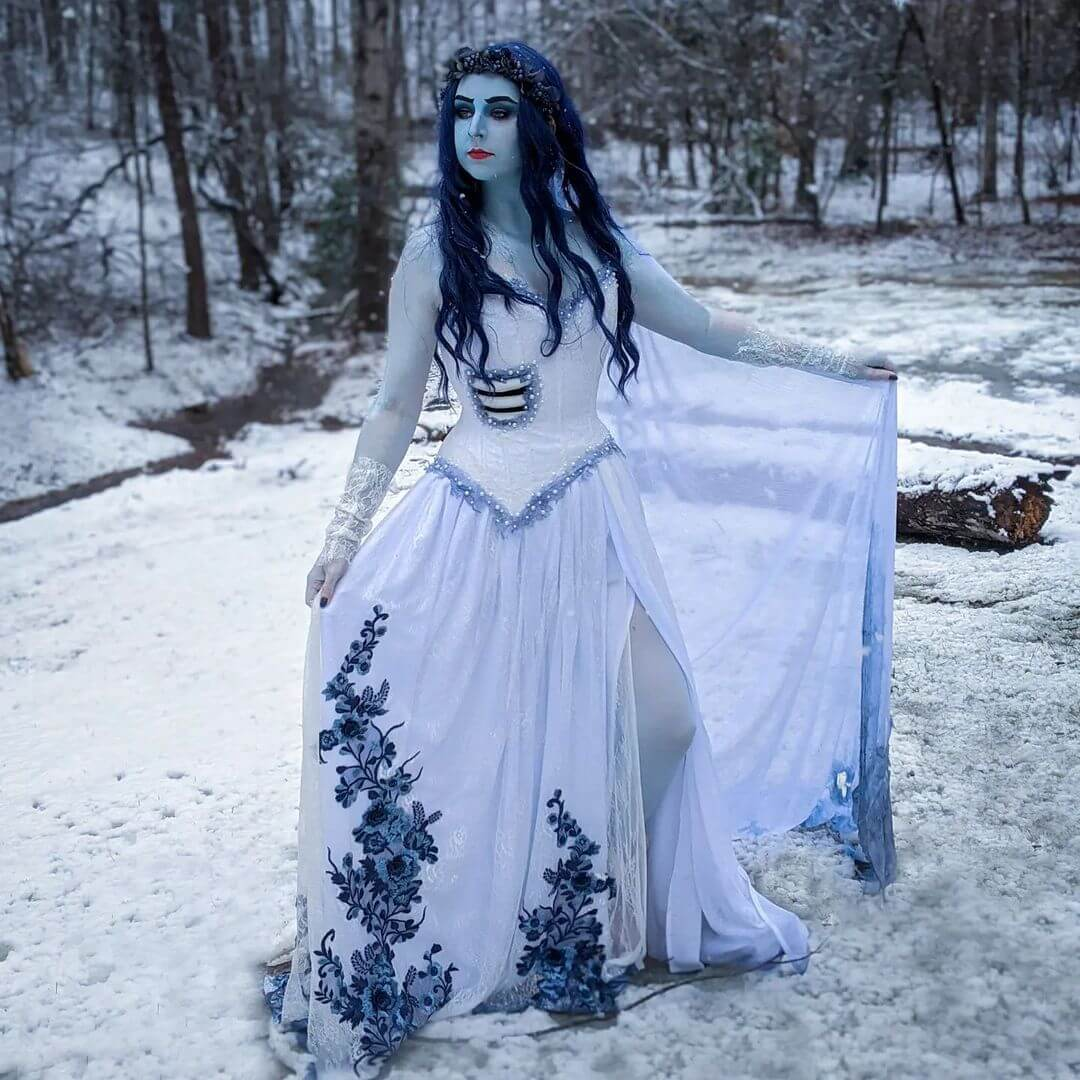 The Corpse Bride Themed Halloween Costume